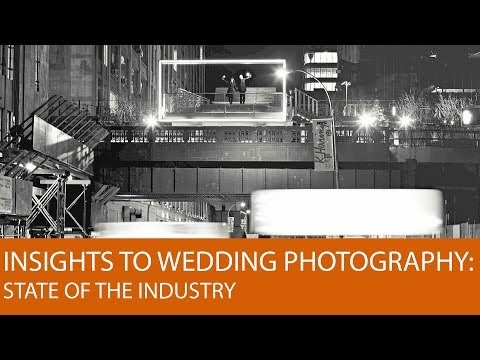 Insights to Wedding Photography: State of the Industry