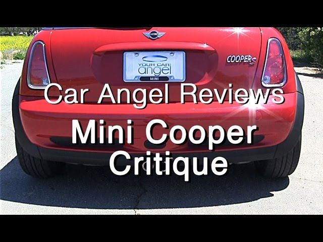 Why You Should NOT Buy a Mini Cooper - YouTube