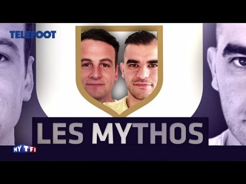 LES MYTHOS : parodie de Didier Deschamps et du président du PSG !