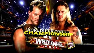 WWE | Wrestlemania XXVI Full Match Card | HD