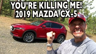 Here's What Bothers Me About The 2019 Mazda CX-5 on Everyman Driver