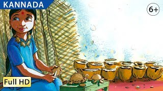 The Whispering Palms: Learn Kannada with subtitles - Story for Children