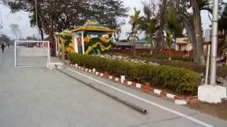 India - Bangladesh Border, At Fulbari Border, India