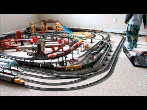 Ho Scale Trains Youtube
