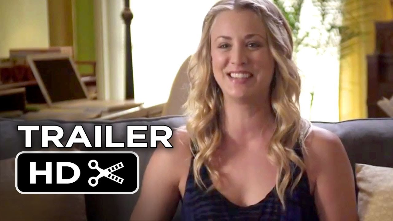 Authors Anonymous Official Trailer 1 (2014) - Kaley Cuoco