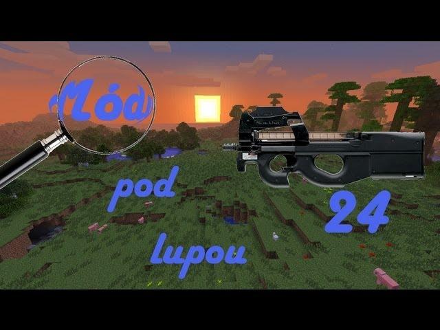 Minecraft: Módy pod lupou - Flan's Mod s moderními zbraněmi (#24)