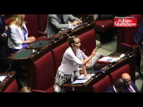 """Sfiducia, Mussolini (Pdl): """"Fornero lei è ministro della disoccupazione"""""""