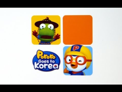 Pororo Goes To Korea (english, Full Version) video