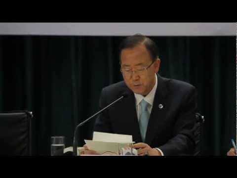ASIA10TVNet: INDIA: UN SC BAN KI-MOON MEETS PM MANMOHAN SINGH