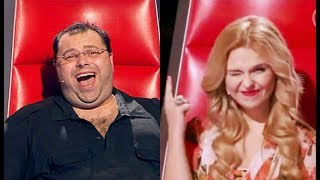 """The Voice""-Sensation - Victoria Hovhannisyan"