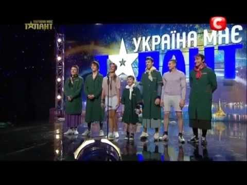 Україна має талант-5 сезон. Коллектив Легион
