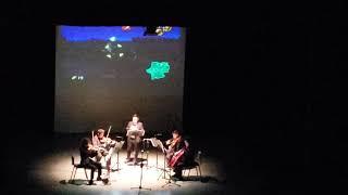 8 Bit - 4 Bit quartet +1 The Legend of Zelda Ocarina of Time