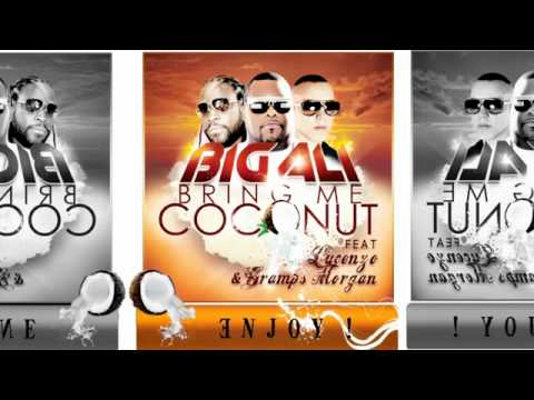Big Ali feat Lucenzo  Gramps Morgan - Bring me Coconut