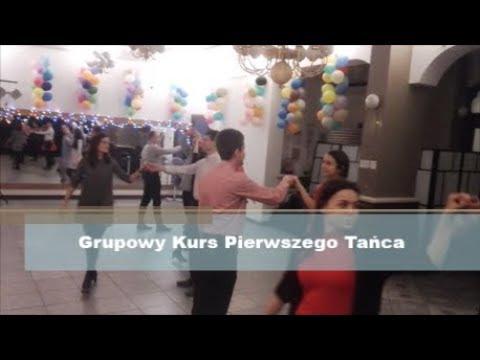 Pierwszy Taniec - Kurs Grupowy W Szkole Tańca Al-Mara We Wrocławiu