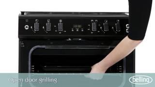 Belling FSG60DOF Gas Double Oven
