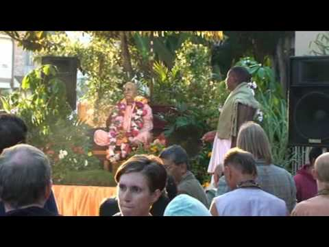 Srila Prabhupada Celebrations - 02- New Dwarka Los Angeles