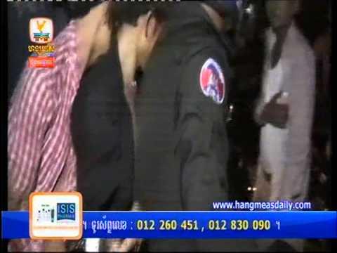 Cambodia Gangster Hot News