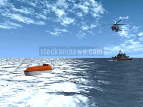SOMALI PIRATES ATTACKED A US CARGO SHIP, THE MAERSK ALABAMA