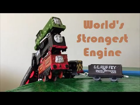 Thomas And Friends - World's Strongest Engine video
