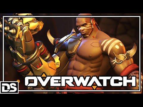 Overwatch Deutsch PS4 - Doomfist, fistet seine Gegner - Let's Play Overwatch Gameplay German