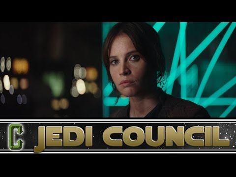 Collider Jedi Council - Are Rogue One Reshoots A Sign Of Trouble?