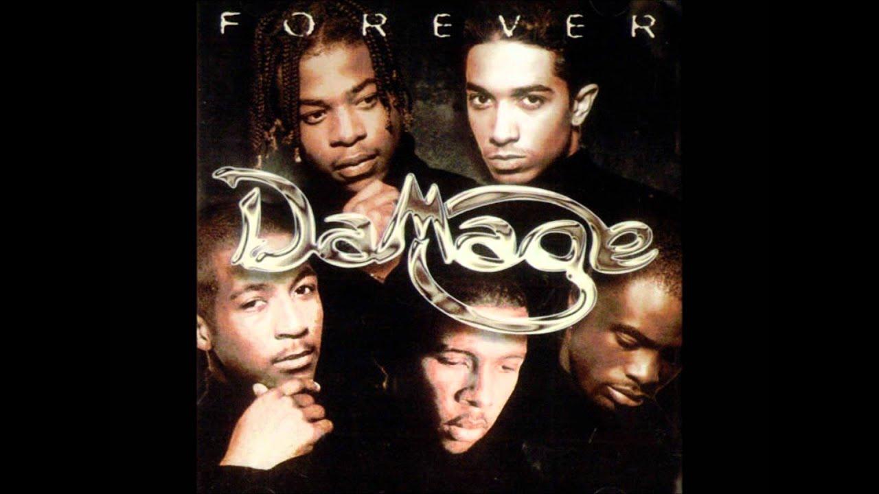 Damage - Ghetto Romance (Y-Tribe Remixes)