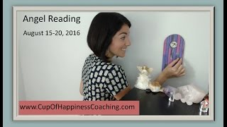LIBRA weekly Angel Reading August 15-21, 2016