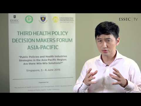 Third Health Policy Decision Makers Forum Asia-Pacific | Mr. Ng Choon Peng