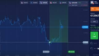1685 Euro Gewinn in 2 min mit Binäre Optionen - Persönliches Coaching