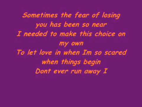 Air Supply - Taking The Chance