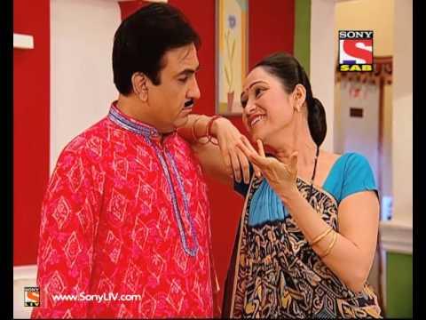 Taarak Mehta Ka Ooltah Chashmah - तारक मेहता - Episode 1519 - 14th October 2014 video