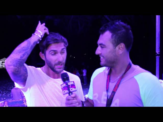 DJ Hot Since 82 Interview | Love This City TV - Electric Island Festival TO