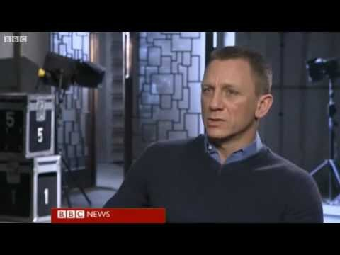 007 Skyfall - Daniel Craig's BBC Interview