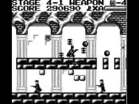 Game Boy Longplay [089] Batman
