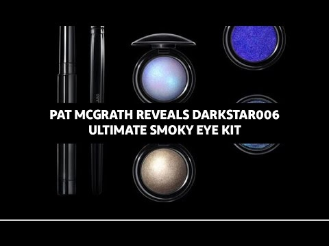 Pat McGrath Reveals DARKSTAR006 Ultimate Smoky Eye Kit