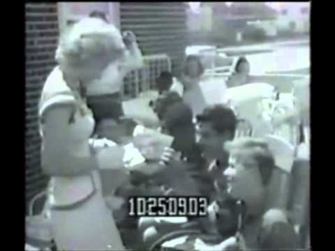 Marilyn visits an orphanage