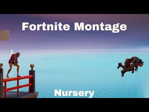 bbno$ - Nursery (Fortnite Montage)
