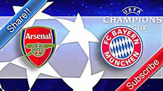 Bayern Munchen vs Arsenal 2 0 Muller Goal Champion League 04 11 2015 mp4