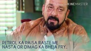 download lagu Latest Whatsapp Status  Sanjay Datt X Salman Khan gratis