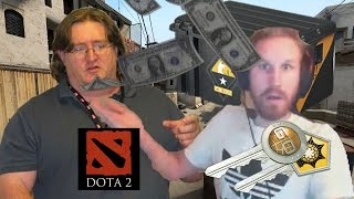 How Valve Treats CS:GO