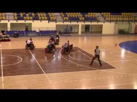 VII Katowicki Turniej Rugby Na Wózkach - Mecz O 1 Miejsce: Four Kings – Balian 37:28