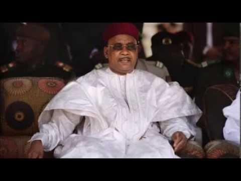 Wakar Mahamadou Issoufou Niger President 2016