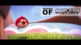 Angry Birds 3D Test - Making of #1 - Concept | by Squeeze Studio