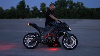 Motorcycle LED Color Changing Kit