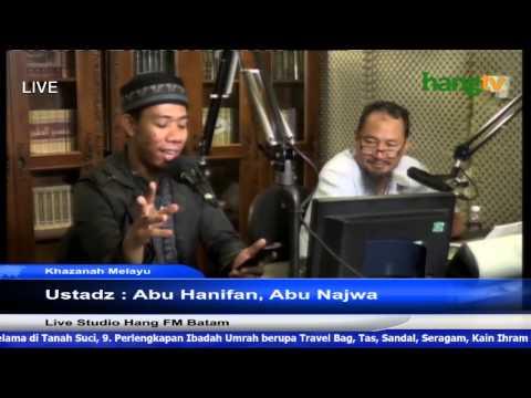 Abu Hanifan & Abu Najwa Program Khazanah Melayu 11-5-2015