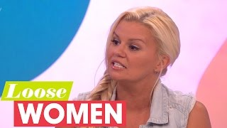 Kerry Katona On The Abuse Her Daughter Molly Has Received About Her Weight | Loose Women