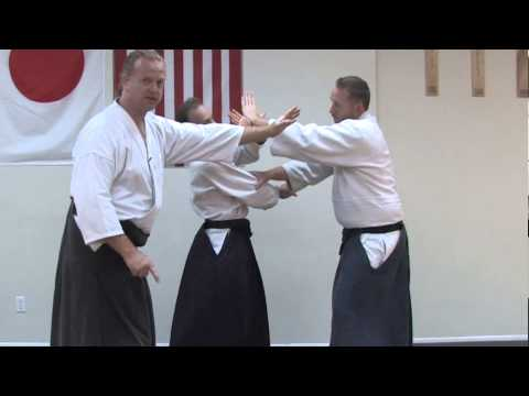 Aikido Armlock Throw Technique : Aikido Techniques Image 1