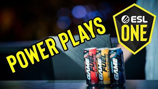MTN DEW AMP GAMEFUEL POWER PLAYS! - ESL One Cologne 2019