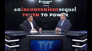 Al Gore On The Democratic Party And Money In Politics