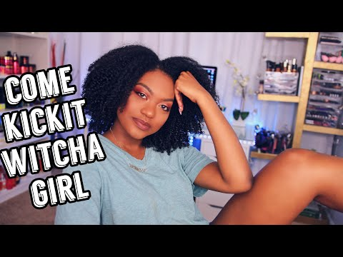 Finally A Full Time Youtuber YALLLL!! Chit Chat GRWM
